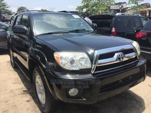 Toyota 4-Runner 2008 Black   Cars for sale in Lagos State, Apapa
