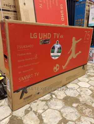 LG UHD Smart 75 Inches 4k Television | TV & DVD Equipment for sale in Lagos State, Lekki