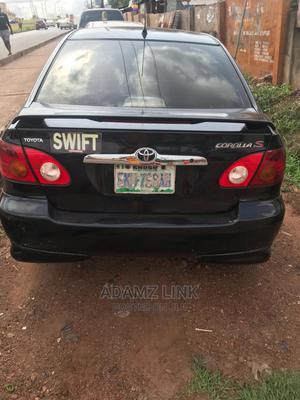 Toyota Corolla 2005 Black | Cars for sale in Enugu State, Enugu