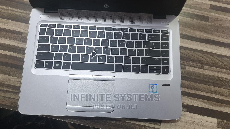 Laptop HP EliteBook 840 G3 8GB Intel Core I5 SSD 500GB   Laptops & Computers for sale in Ibadan, Oyo State, Nigeria