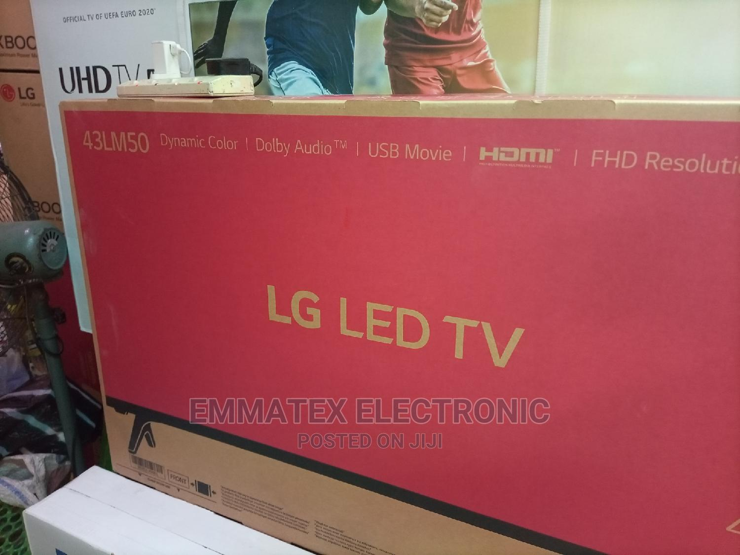 LG LED TV 43 Inches With 2 Yrs Warranty