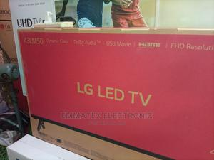 LG LED TV 43 Inches With 2 Yrs Warranty | TV & DVD Equipment for sale in Lagos State, Maryland