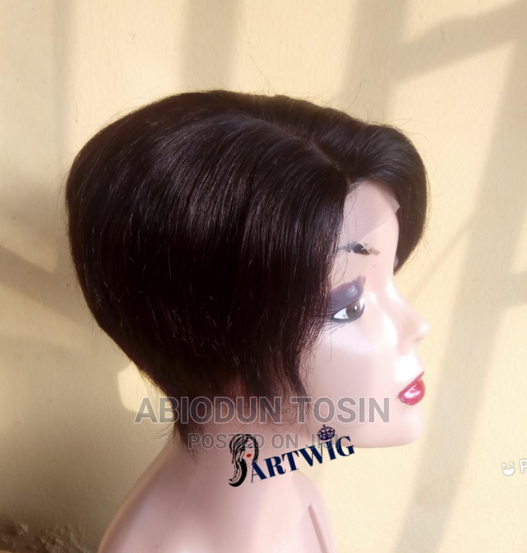 Archive: Short Wig Cap