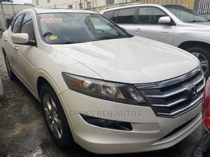 Honda Accord CrossTour 2010 EX-L AWD White | Cars for sale in Lagos State, Ajah