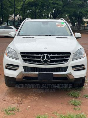 Mercedes-Benz M Class 2015 White   Cars for sale in Lagos State, Magodo