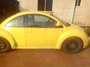 Volkswagen Beetle 2000 Dune Yellow | Cars for sale in Lagos State, Ikorodu