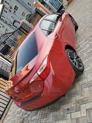 Toyota Corolla 2015 Red | Cars for sale in Lagos State, Ogudu