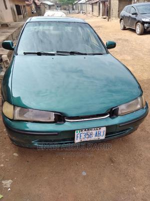 Honda Accord 1999 Coupe Green   Cars for sale in Kaduna State, Kaduna / Kaduna State