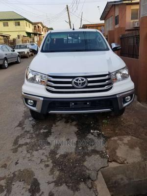 Toyota Hilux 2018 SR5 4x4 White   Cars for sale in Oyo State, Ibadan
