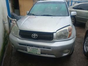 Toyota RAV4 2005 Silver | Cars for sale in Lagos State, Ifako-Ijaiye