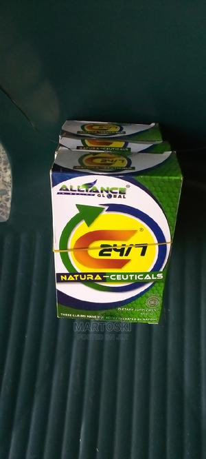 Alliance Global 24/7 Natura-Ceuticals | Vitamins & Supplements for sale in Lagos State, Ikeja
