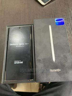 Samsung Galaxy Note 10 Plus 256 GB White   Mobile Phones for sale in Lagos State, Ikeja