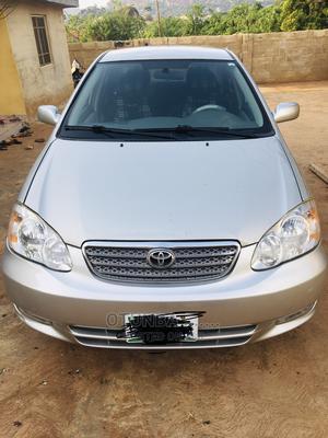 Toyota Corolla 2004 LE Silver | Cars for sale in Ekiti State, Ado Ekiti