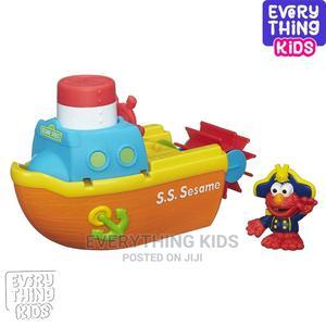 Sesame Street Elmo Bath Steam Boat Toy   Toys for sale in Lagos State, Ikeja