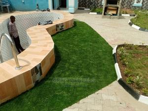 Artificial Carpet Green Grass/Turf for Sale   Garden for sale in Lagos State, Ikeja