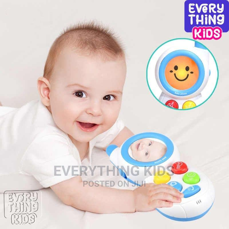 Archive: Smile Musical Phone Kids Toys Electronic Baby Rattles Mini