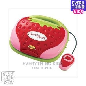 Winful Sweet Berry Bilingual Kids Laptop   Toys for sale in Lagos State, Ikeja