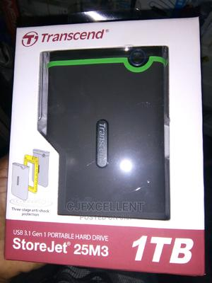 1tb Transcend External Hdd | Computer Hardware for sale in Lagos State, Ikeja