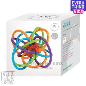 Winkel Teether Sensory Activity Rattle Toy   Toys for sale in Lagos State, Ikeja