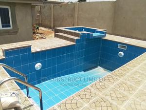Swimming Pool With Fountain | Building & Trades Services for sale in Lagos State, Badagry