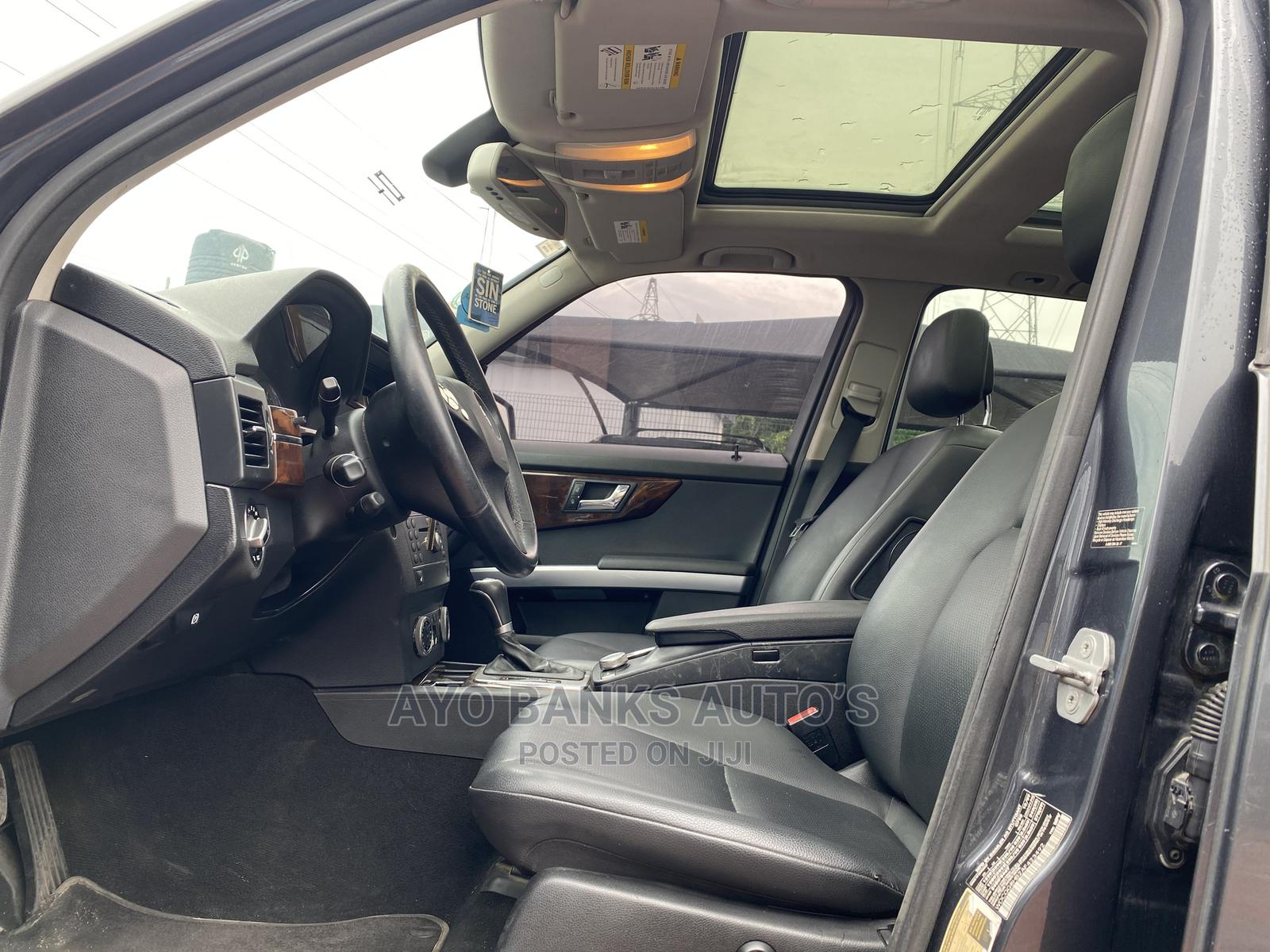 Archive: Mercedes-Benz GLK-Class 2011 350 Gray