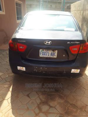 Hyundai Elantra 2008 1.6 GLS Automatic Purple | Cars for sale in Oyo State, Ido