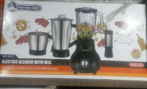 4 in 1 Master Chef Blender With Mil | Kitchen Appliances for sale in Lagos State, Lagos Island (Eko)