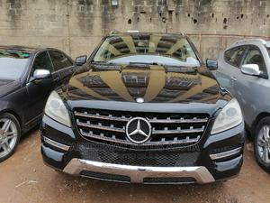Mercedes-Benz M Class 2014 Black | Cars for sale in Lagos State, Ikeja