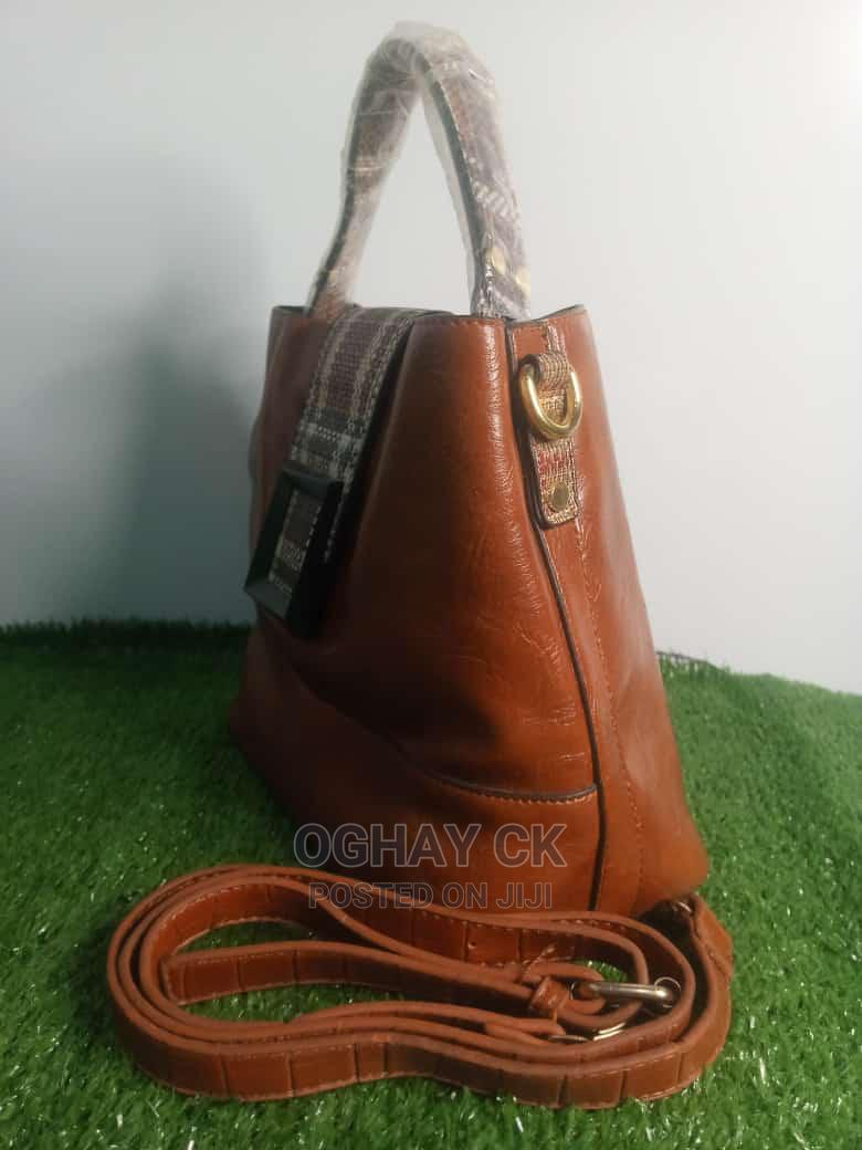 Archive: Carton Brown Bucket Bag (High Quality