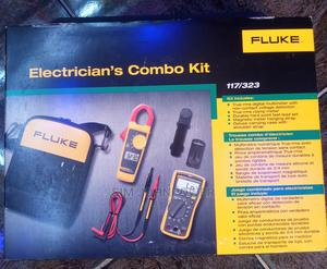 Fluke 117/323 Electrician Combo Kits   Measuring & Layout Tools for sale in Lagos State, Ojo