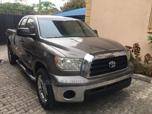 Toyota Tundra 2008 Double Cab Brown | Cars for sale in Lagos State, Ikeja