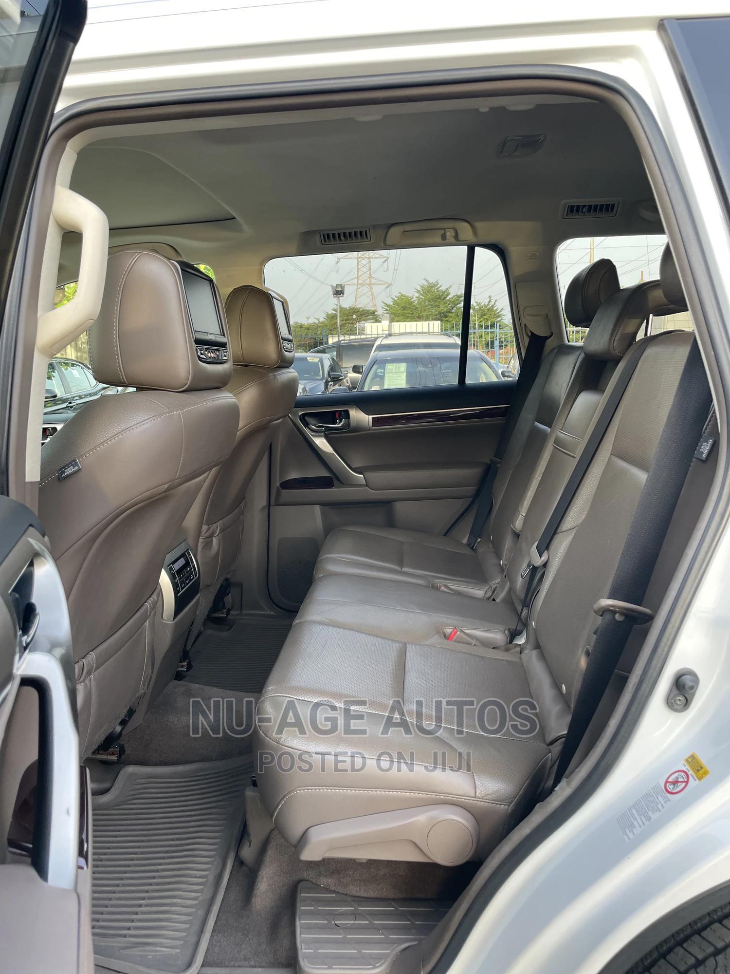 Lexus GX 2016 460 Luxury White   Cars for sale in Lekki, Lagos State, Nigeria