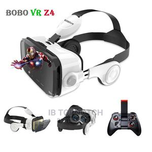 BOBO Z4 120 FOV VR Glasses Virtual Reality With Gamepad   Accessories for Mobile Phones & Tablets for sale in Lagos State, Ikeja
