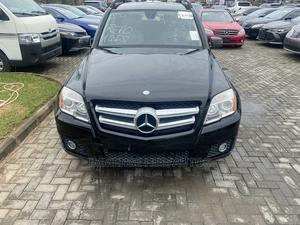 Mercedes-Benz GLK-Class 2010 350 Black   Cars for sale in Lagos State, Lekki