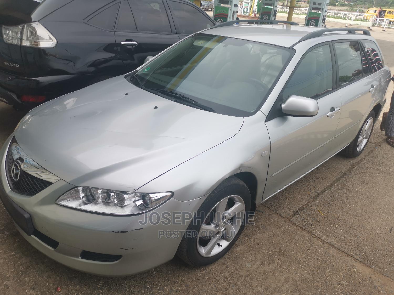 Mazda 6 2003 Silver