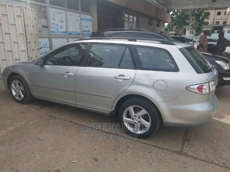 Mazda 6 2003 Silver | Cars for sale in Mushin, Lagos State, Nigeria