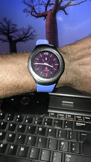 Samsung Gear 2 With Charge | Smart Watches & Trackers for sale in Lagos State, Ikeja