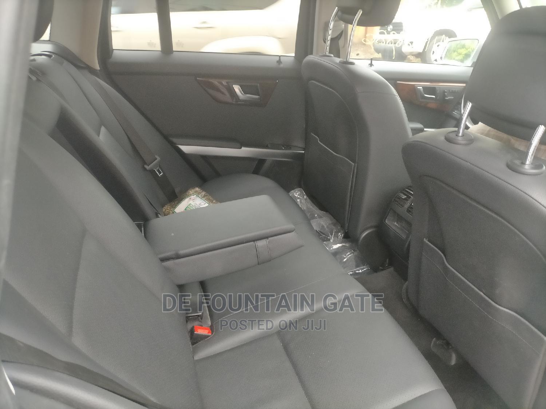 Mercedes-Benz GLK-Class 2011 350 Silver | Cars for sale in Ikeja, Lagos State, Nigeria