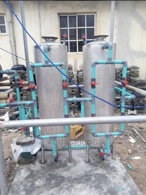 Water Treatment Tank | Manufacturing Equipment for sale in Lagos State, Orile
