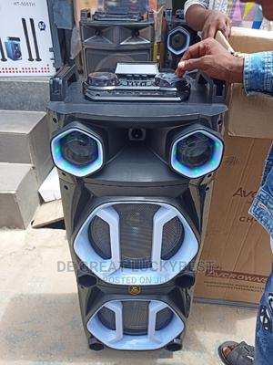 Karaoke Player With Microphone   Audio & Music Equipment for sale in Lagos State, Ojo