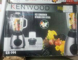 Kenwood Ice Crusher Stainless Stell | Kitchen Appliances for sale in Lagos State, Lagos Island (Eko)