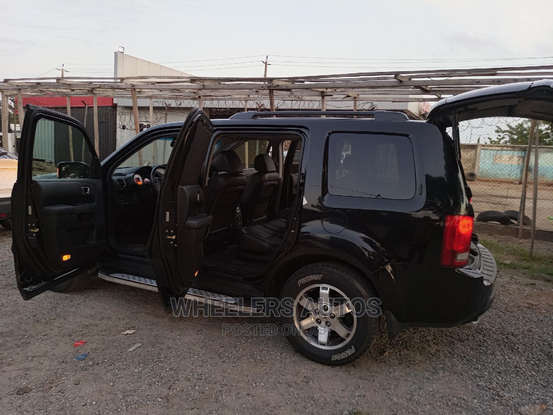 Honda Pilot 2010 Black   Cars for sale in Amuwo-Odofin, Lagos State, Nigeria