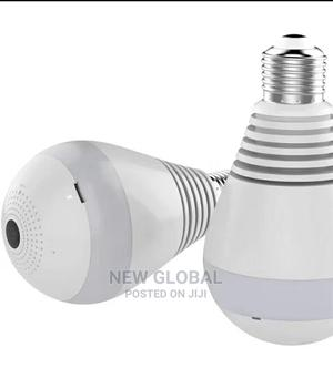 Cctv Spy Camera Bulb | Security & Surveillance for sale in Lagos State, Surulere
