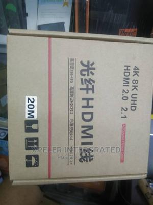 HDMI Cable 20M 2.0 2.1 Uhd | Computer Accessories  for sale in Lagos State, Ikeja