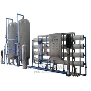 Stainless Water Treatment Tank | Manufacturing Equipment for sale in Lagos State, Amuwo-Odofin