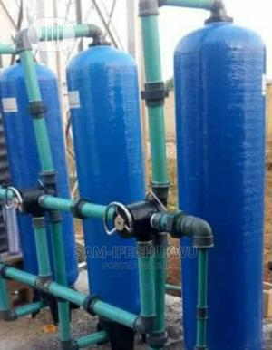 Fluoride Removal Water Treatment Tank | Manufacturing Equipment for sale in Lagos State, Amuwo-Odofin