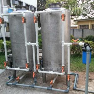 Local Fabricated Water Treatment Tank | Manufacturing Equipment for sale in Lagos State, Amuwo-Odofin