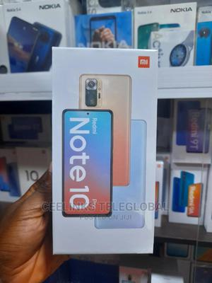New Xiaomi Redmi Note 10 Pro 128 GB Gray | Mobile Phones for sale in Lagos State, Ikeja
