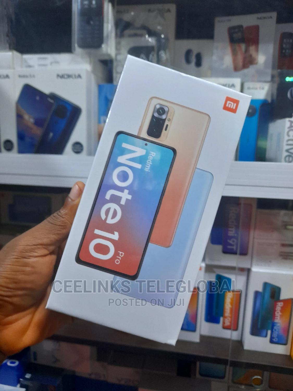 New Xiaomi Redmi Note 10 Pro 128 GB White