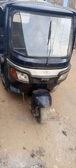 TVS Apache 180 RTR 2018 Blue | Motorcycles & Scooters for sale in Cross River State, Calabar